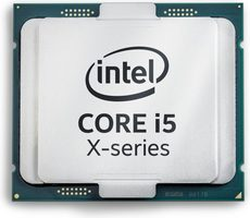 Intel Core i5-7640X @ 4.0GHz - TRAY / TB 4.2GHz / 4C4T / 256kB 1MB 6MB / 2066 / Kaby Lake-X / 112W