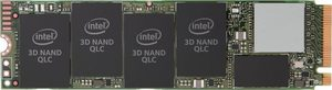 Intel SSD 660p 2TB / M.2 80mm NVMe / QLC / RW: 1800 & 1800 MBps / IOPS: 220K & 220K / MTBF 1.6mh / 5y
