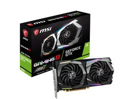 MSI GeForce GTX 1660 GAMING X 6G / -1860 MHz / 6GB GDDR5 8GHz / 192-bit / HDMI + 3x DP / 130W (8)