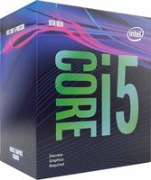 Intel Core i5-9400F @ 2.9GHz / TB 4.1 GHz / 6C6T / 384kB 1536kB 9MB / 1151 / Coffee Lake Refresh / 65W
