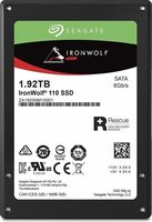"Seagate IronWolf 110 1920GB SSD / 2.5"" SATA III / TLC / R: 560 MBps / W: 535 MBps / IOPS: 90K 50K / MTBF 2mh"