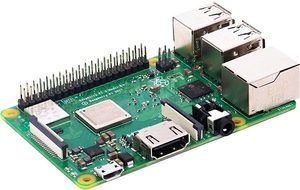 Rozbaleno - Raspberry PI 3 Model B+ / Broadcom BCM2837B0 ARM Cortex-A53 – 1.4GHz / 1 GB / HDMI / LAN / rozbaleno