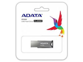 ADATA UV250 16GB stříbrná / Flash Disk / USB 2.0