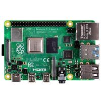 Raspberry PI 4 Model B / Broadcom BCM2711 ARM Cortex-A72 – 1.5GHz / 4 GB / micro HDMI / Wi-Fi