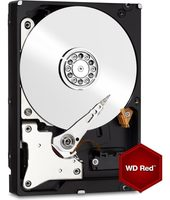"WD Red 6TB / HDD / 3.5"" SATA III / 5 400 rpm / 256MB cache / 3y"