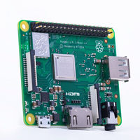 Raspberry Pi 3 Model A+ / Broadcom BCM2837B0 1.4GHz / 512MB / HDMI / USB 2.0 / Wi-Fi / BT / Bez OS