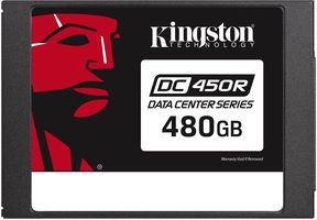 "Kingston Enterprise DC450R 480GB SSD / 2.5"" / SATA III / 3D TLC / čtení:560MBs / zápis:510MBps / 99K 17K IOPS / 5y"