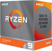 AMD RYZEN 9 3950X @ 3.5GHz / Turbo 4.7GHz / 16C32T / L1 1MB L2 8MB L3 64MB / AM4 / Zen 2 / 105W