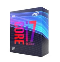 Intel Core i7-9700F @ 3.0GHz / TB 4.7GHz / 8C8T / 32kB 256kB 12MB / 1151 / Coffee Lake / 65W