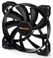 be quiet! Pure Wings 2 140mm PWM high-speed černá / 140mm / Rifle Bearing / 37.3dB @ 1600RPM / 94.2CFM / 4-pin PWM