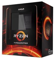 AMD Ryzen Threadripper 3990X @ 2.9GHz / Turbo 4.3GHz / 64C128T / L2 32MB L3 256MB / sTRX4 / Zen2-Threadripper / 280W