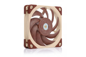 Noctua NF-A12x25 5V PWM / 120mm / SSO2 Bearing / 21.4dB @ 1900RPM / 96.2 m3h / 4-pin PWM
