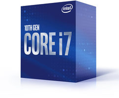 Intel Core i7-10700 @ 2.9GHz / TB 4.8GHz / 8C16T / 16MB / UHD Graphics 630 / 1200 / Comet Lake / 65W