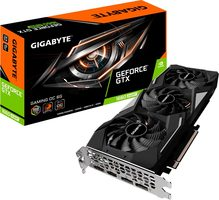 GIGABYTE GeForce GTX 1660 SUPER GAMING OC 6G / 1530-1860 MHz / 6GB GDDR6 14GHz / 192-bit / 1x HDMI +3x DP / 125W (8)