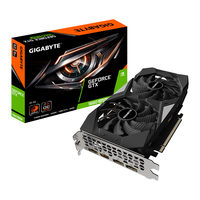 GIGABYTE GeForce GTX 1660 SUPER OC 6G / 1530-1830 MHz / 6GB GDDR6 14GHz / 192-bit / 1x HDMI +3x DP / 125W (8)