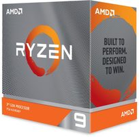 AMD RYZEN 9 3900XT @ 3.8GHz / Turbo 4.7GHz / 12C24T / L1 512kB L2 6MB L3 64MB / AM4 / Zen 2 / 105W