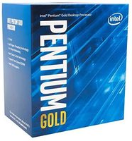 Intel Pentium Gold G6400 @ 4.0GHz / TB 4.0GHz / 2C4T / 4MB / UHD Graphics 610 / 1200 / Comet Lake / 58W