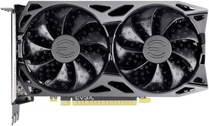 EVGA GeForce GTX 1650 XC Ultra Black GAMING / 1485-1665 MHz / 4GB GDDR5 8GHz / 128-bit / 1x HDMI & 2x DP / 75W (6)