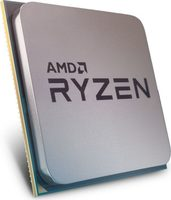 AMD RYZEN 5 3400G @ 3.7GHz - TRAY / Turbo 4.2GHz / 4C8T / L1 384kB L2 2MB L3 4MB / AM4 / Zen 2 / 65W