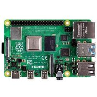 Raspberry Pi 4 Model B 8GB / Broadcom BCM2711 – 1.5GHz / 8 GB / HDMI / LAN