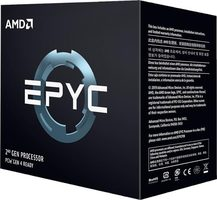 AMD EPYC 7352 @ 2.3GHz / Turbo 3.2GHz / 24C48T / L3 128MB / Bez VGA / SP3 / Zen2 / 155W