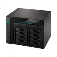 Asustor Lockerstor 10-AS6510T / 10x HDD / Atom C3538 2.1GHz / 8GB RAM / 2x USB 3.2 Gen. 1 / 2x 2.5GLAN & 2x 10GLAN