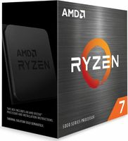 AMD RYZEN 7 5800X @ 3.8GHz / Turbo 4.7GHz / 8C16T / L1 256kB L2 4MB L3 32MB / AM4 / Zen 3 / 105W