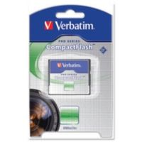 8 GB CompactFlash Pro Series - Verbatim