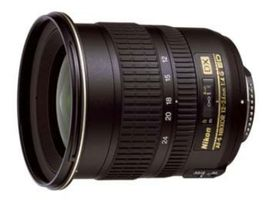 Nikon objektiv 12-24MM F4/G IF-ED DX ZOOM NIKKOR