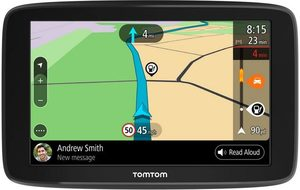 "TomTom GO Essential 6 LIFETIME / 6"" / 16GB / microSD / Bluetooth / Evropa / 45 zemí / Lifetime"