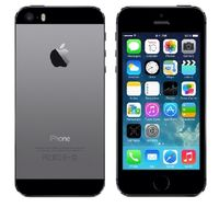Bazar - Apple iPhone 5S - 16GB / iOS7.0CZ / space grey / EU