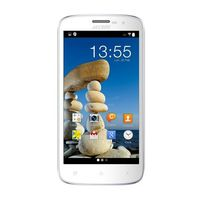 "Accent A500 White / 5""IPS / Quad-Core 1.2GHz / 1GB RAM / 4GB / 8MPx / WiFi / BT / GPS /  Android 4.4 / bílá"