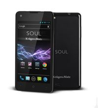 "Kruger&Matz SOUL2 KM0415-BLACK / DUALSIM / 4.7""HD / 720x1280 / 1GB RAM / 8GB / WiFi / BT / GPS / Windows 8.1"