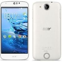 "Acer Liquid Z / 5"" IPS 1280x720 / Quad-Core 1.5GHz / 1GB RAM / 8GB / LTE / 13MPx / micro SD / Android 4.4 / Bílý"