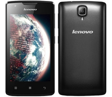 "Lenovo A1000 Dual-SIM / 4.0"" / Quad-Core 1.3GHz / 1GB RAM / 8GB / 5MP / Android 5.0 / Černý"