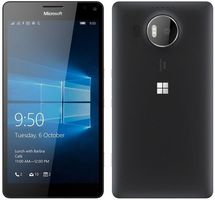 "Microsoft Lumia 950 XL Single-SIM / CZ distribuce / 5.7"" / 3 GB RAM / 32 GB / 20MP + 5MP / LTE / Windows 10 / černá"