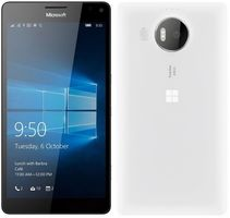 "Microsoft Lumia 950 XL Single-SIM / CZ distribuce / 5.7"" / 3 GB RAM / 32 GB / 20MP + 5MP / LTE / Windows 10 / bílá"
