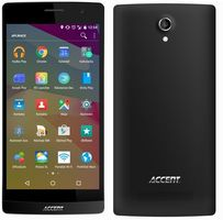 "Accent Speed X1 LTE / 5.5"" / Quad-Core 1.2GHz / 1GB RAM / 8GB / 8MP + 2MP / Single-SIM / Android 5.0 / černý"