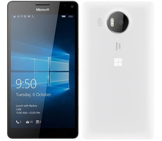 "Rozbaleno - Microsoft Lumia 950 XL Single-SIM / CZ / 5.7"" / 3 GB RAM / 32 GB / 20MP + 5MP / LTE / Windows 10 / bílá / rozbaleno"
