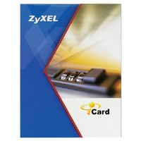 ZyXEL iCard 25 to 250 SSL VPN tunnels for ZyWALL USG 1000