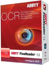 ABBYY FineReader 12 Corporate / Concurrent use / ESD / 1 licence