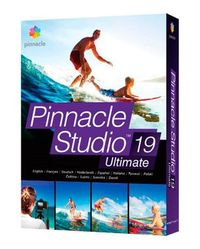 Pinnacle Studio 19 Ultimate CZ