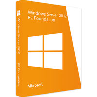 Windows Server 2012 R2 Foundation COA License(1 CPU) pro SUPERMICRO