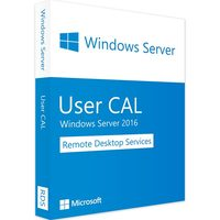 MS OEM Windows Server CAL 2016 CZ 1 User CAL