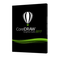 CorelDRAW Graphics Suite 2017 Box / EN