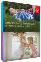 Adobe Photoshop Elements 2018 & Premiere Elements 2018 Student and Teacher Edition / Eletronická licence / 1 uživatel