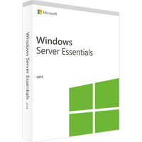 DELL MS Windows Server 2019 Essentials / ROK (Reseller Option Kit) / OEM / pro max. 16 CPU jader / max. 25 uživatelů