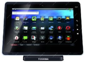 "TOSHIBA FOLIO 100 / 10,1"" LED / TEGRA 250 1GHz / 512MB /16GB SSD / NVIDIA ULP / BT / HDMI / Android 2.2  / Bazar"