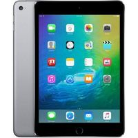 "Apple iPad Mini 4 64GB Cellular + Wi-Fi Space Gray / 7.9""/ 2048x1536 / Wi-Fi / 3G/LTE / 2x kamera / iOS9 / Šedá"