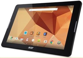 "Acer Iconia Tab 10 (B3-A20B-K0VF) / 10.1""HD / MT8163 1.3GHz / 1GB / 32GB / WiFI+BT / Android  5.1 / černá"